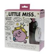 Sanrio Mr Men & Little Miss Princess Headphones (MM0474) for Children Aged 3-7 Years