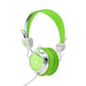 Urbanz Zip Lightweight Kids Headphones, Foldable Stereo Headset with Adjustable Headband
