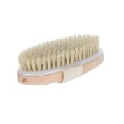 Bath Shower Brush,Xinxinyu Natural Bristle Wooden Body Bath Shower Brush Dry Skin Brush Spa Rubbing Brush Scrubber Skin Cleaning