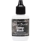 Stick ItKen Oliver Colour Burst Powder-Lamp Black, Other, Multicoloured