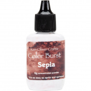 Stick ItKen Oliver Colour Burst Powder 6 g-Sepia, Other, Multicoloured