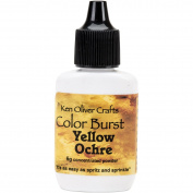 Stick ItKen Oliver Colour Burst Powder 6 g-Yellow Ochre, Other, Multicoloured