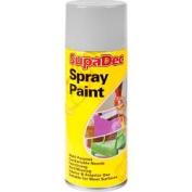 SupaDec Spray Paint 400ml Grey Undercoat