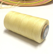 Selric [22 Colours Available] (2 Spools) 150D 0.8mm 260M Leather Stitching Sewing Flat Waxed Thread Hand Stitching Cord Leather Craft Tool DIY