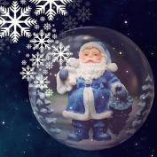 Jamicy Christmas Santa Claus Snowman 5D Diamond Painting Embroidery Cross Stitch Kit Xmas Decor