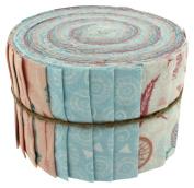 Fabric Freedom Little Dream 1 Jelly Baby Roll, 100% Cotton, Multicoloured, 9 x 9 x 7 cm