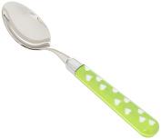 Naif Cuore Coffee Spoon, Green, 0.1 x 0.1 x 0.1 cm