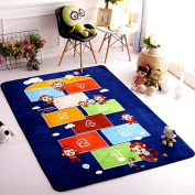 Ustide Hopscotch Lovely Multi Baby Mat,Baby Kid Todder Paly Crawling Mat