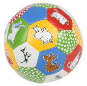 Moomin Soft Ball for Baby - Children Kids Educational Toy Baby Learning Colours