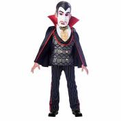Morrisons Halloween Dracula Costume, 9 to 10 Years