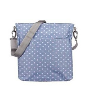 Bag Buggy Trendy Grey palimira Pink