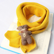 Children's Scarves Autumn and Winter Baby Scarves Baby Boys Girls Fashion Bibs