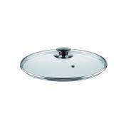 Castey T362 Round Glass Lid for Casserole Dish IR36
