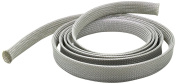 CONECTO CC50324 Universal Polyester Cable Hose – Self Zusammenziehend 1.80 m Black