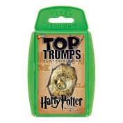 Top Trumps Specials - Harry Potter and the Deathly Hallows 1 Set For Children with Cards Featuring All Your Favourite Characters