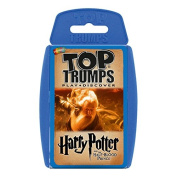 Top Trumps Specials - Harry Potter and the Half-Blood Prince Set For Children with Cards Featuring All Your Favourite Characters