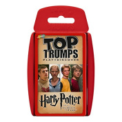 Top Trumps Specials - Harry Potter And The Goblet of Fire Set For Children with Cards Featuring Characters Such As Brave Cedric Diggory And Neville Longbottom
