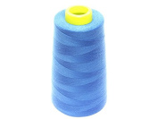 Sewing Thread 3000 Yard Reel Light Blue