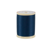 Superior Threads 11601A-436 So Fine Midnight Harbour 3-Ply 50W Polyester Thread, 550 yd