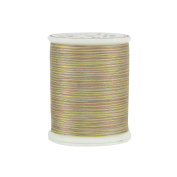 Superior Threads 12101-954 King Tut Shifting Sands 3-Ply 40W Cotton Quilting Thread, 500 yd