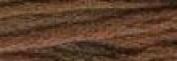 M90 Chocolate Brownie - Valdani Hand Overdyed Floss