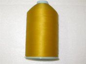 Bulk Gold (106) - Polyester - Woolly Ovelocking Sewing Thread 7000 yards