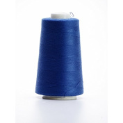 Big Sam – Overlocking Thread Length Approx. 2743.2 m, 26 Different Colours Available, 120 - Königsblau
