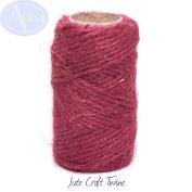 20m Rolls of JUTE Twine - Beautiful choice of COLOURS