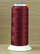 Bonded Nylon 40's Sewing Thread 500m Wine - each