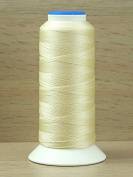 Bonded Nylon 40's Sewing Thread 500m Cream - each