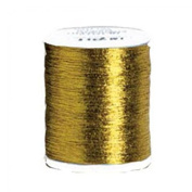 Impex Metallic Embroidery Thread 180m Gold - each