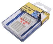 TSL Universal Machine Needles, Silver, 4 x 0.1 x 0.1 cm