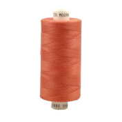 Coats Moon Spun Polyester Sewing Thread 1000 Yards - M094 - Coral
