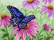 GMMH Diamond Picture 14 x 18 Diamond Painting Embroidery Painting Handmade Craft Mosaic Spring Butterfly