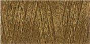 Gutermann Sulky Metallic Machine Embroidery Thread 200m 7005 - per spool + Free Minerva Crafts Craft Guide