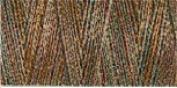 Gutermann Sulky Metallic Machine Embroidery Thread 200m 7020 - per spool + Free Minerva Crafts Craft Guide