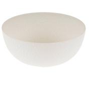 Magu Bowl Nature-Design 27cm, Bamboo grain starch, wood fibre, Rocky Urban/Grey, 28 x 28 x 8 cm