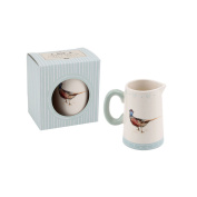 CGB Giftware Holly House Pheasant Milk Jug (One Size)