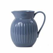 Grace Milk Jug Blue