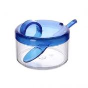 Tatay Sugar Bowl, Sea Blue