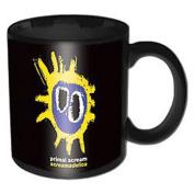 Primal Scream – Screamadelica Blk – Ceramic Cup Mug Becher ø8,5 9.5 cm