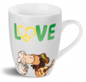 NICI Fancy Mugs, Love Mug, 10.5 x 12 x 8.3 cm
