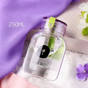 Mini Glass, cute, small, fresh, creative, portable cup, children, student cup, lemon juice cup,Violet