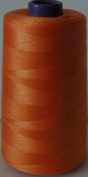 5000m Polyester Overlocker & Sewing Machine Thread Choice Colours Best Quality - Orange - 855