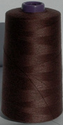 5000m Polyester Overlocker & Sewing Machine Thread Choice Colours Best Quality - Brown - 1192