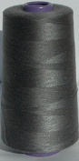 5000m Polyester Overlocker & Sewing Machine Thread Choice Colours Best Quality - Grey - 613