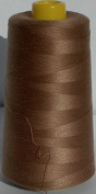 5000m Polyester Overlocker & Sewing Machine Thread Choice Colours Best Quality - Light Brown - 119
