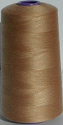 5000m Polyester Overlocker & Sewing Machine Thread Choice Colours Best Quality - Sand - 113