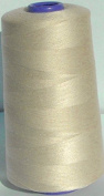 5000m Polyester Overlocker & Sewing Machine Thread Choice Colours Best Quality - Warm White - 106