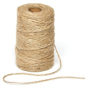 Natural Textured Hessian Jute Twine for Crafting